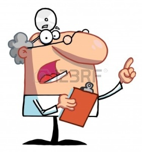 6792728-male-doctor-holding-a-clipboard-and-hollering
